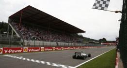 Belgia F1: Hamilton castigă o cursă fără adversari la Spa