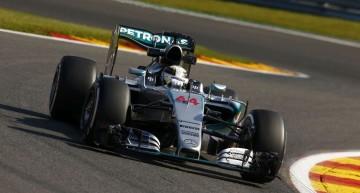 Belgia F1 calificări: Hamilton se impune categoric şi atinge recordul de 6 pole-uri consecutive