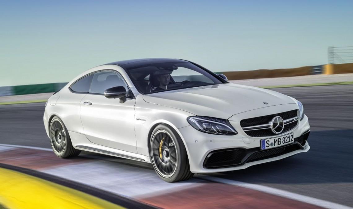 Noul Mercedes-AMG C 63 Coupe dezvăluit oficial. DETALII COMPLETE