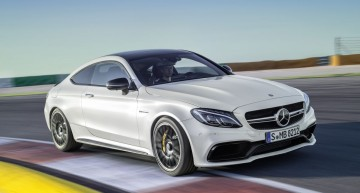 Treci la nivelul următor – cel mai recent video cu Mercedes C-Class Coupe