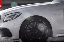 Mercedes-AMG C 63 Coupe prinde viață în primul trailer video