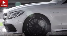 Mercedes-AMG C 63 Coupe prinde viață în primul trailer video