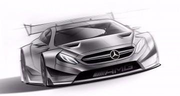 Mașina de DTM Mercedes-AMG C 63 2016 dezvăluită