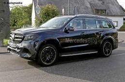 Noile super SUV-uri de lux și planurile Mercedes-Benz pentru un Maybach SUV