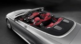 TEASER: Interiorul noului S-Class Cabrio dezvăluit