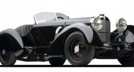 "Aristocratul – ""Contele Trossi"" Mercedes-Benz SSK"