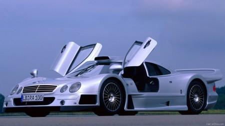 CLK GTR AMG History