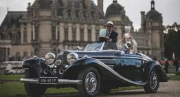 Mercedes-Benz 500K Special Roadster din 1936 – Frumoasa balului de la castel