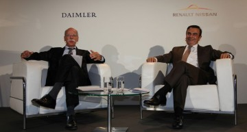Noile smart fortwo și forfour electrice vor avea motoare Renault