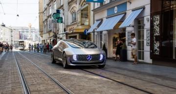 F015 Luxury in Motion, pentru prima oară în Europa