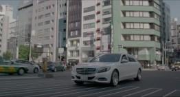 Cu Maybach-ul la plimbare – Hamilton face turul orașului Tokyo