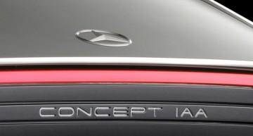Conceptul Mercedes-Benz IAA va fi dezvăluit în curând