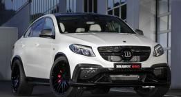 Cel mai tare Mercedes GLE Coupe: Brabus 850 6.0 Biturbo 4×4 Coupe