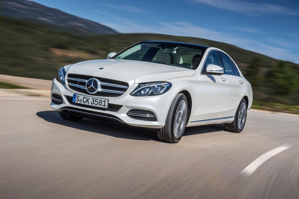 Ura! O creștere de două cifre pentru vânzările Mercedes în luna august