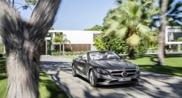 Câte de multe clipuri sunt prea multe? Iată trailer-ul cu Mercedes S-Class Cabrio