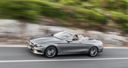 Oficial: informații complete despre Mercedes S-Class Cabrio (video)
