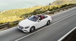 Decapotabilele Mercedes-Benz alungă monotonia dimineților de luni