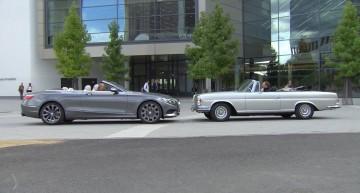 Peste 40 de ani, va fi un automobil de legendă: S-Class Cabriolet