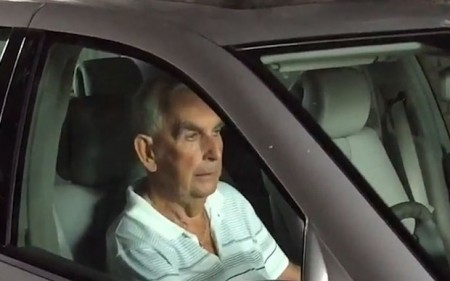 Tunel șoferi de Mercedes