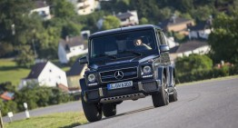 Mercedes-AMG G 63 Edition 463 2015 deja testat