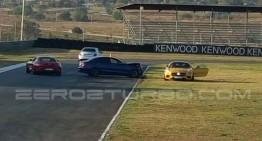 Accidentul șocant al lui Mercedes-AMG GT provocat de un C 63 S nebun
