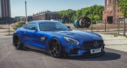 Operație estetică: Mercedes-AMG GT S de Prior Design