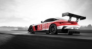 Mercedes-AMG GT3 va alerga în campionatul Pirelli World Challenge din Statele Unite