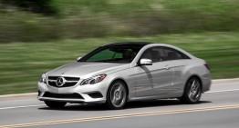 Mercedes-Benz E 400 4Matic Coupe strălucește în testul Car&Driver