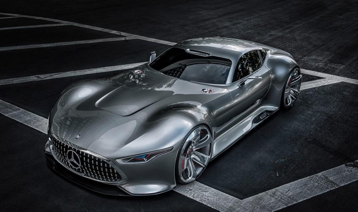 Un supercar Mercedes cu motor V12 ar putea deveni realitate