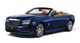 Rolls-Royce Dawn atacă S-Class Cabrio la Frankfurt