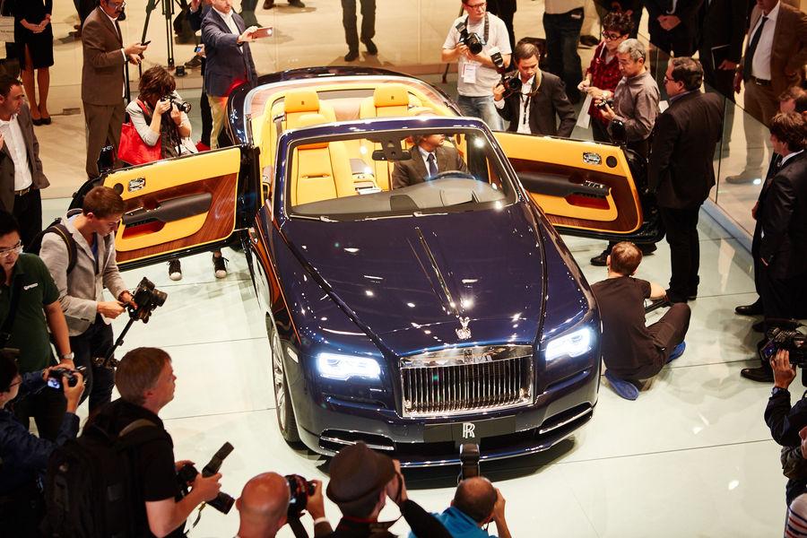 Poate S-Class Cabrio să surclaseze Rolls-Royce Dawn?