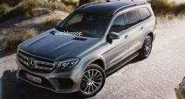 Big Brother e aici! Acesta este Mercedes-Benz GLS 2017