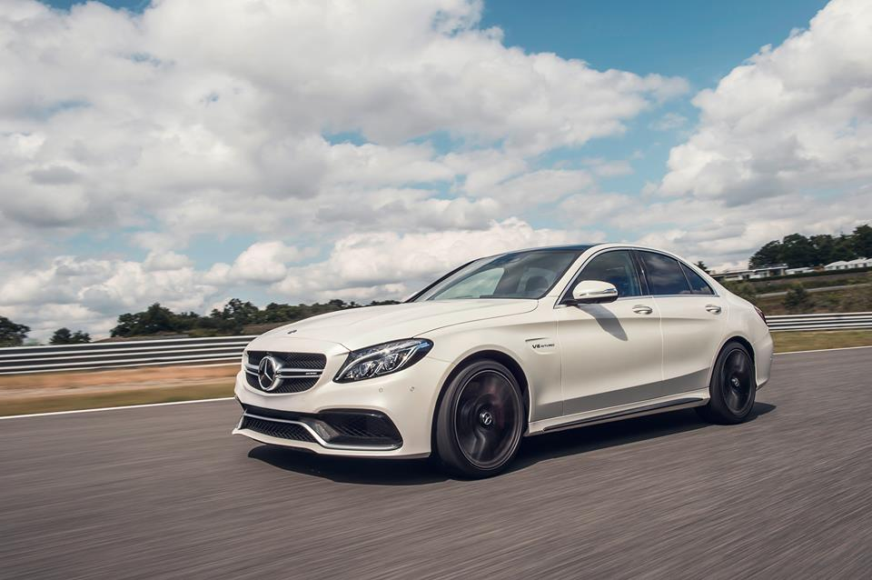 Mercedes-AMG C 63 este Mașina Anului în viziunea Esquire