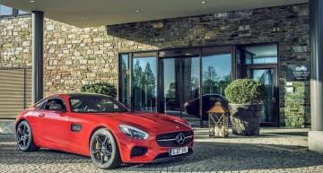 Mercedes-AMG – serviciul de transfer pentru hotelurile Kempinski