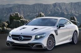 Mercedes-AMG S63 Coupe Mansory – Lumea este la picioarele tale