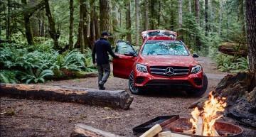 În căutarea necunoscutului la bordul unui Mercedes-Benz GLC