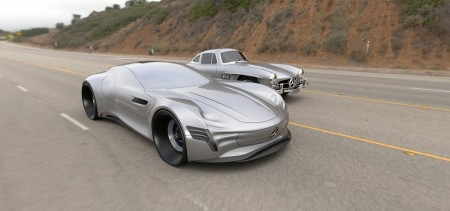 Mercedes-Benz SLPURE