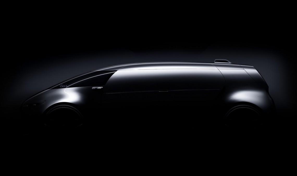 Conceptul Mercedes Vision Tokyo ar putea face aluzie la noul R-Class