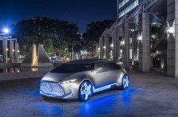 OZN-ul a aterizat – Mercedes-Benz Vision Tokyo
