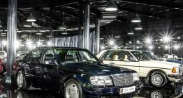 Exclusiv: Mercedes-Benz E 60 AMG din Colecția Țiriac