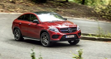 Test Mercedes-Benz GLE 450 AMG 4Matic Coupe