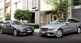 Mașina care nu face accidente: Mercedes-Benz cu sistemul Brake Assist PLUS