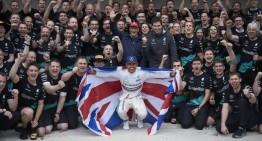 Lewis Hamilton este din nou campion mondial în Formula 1!