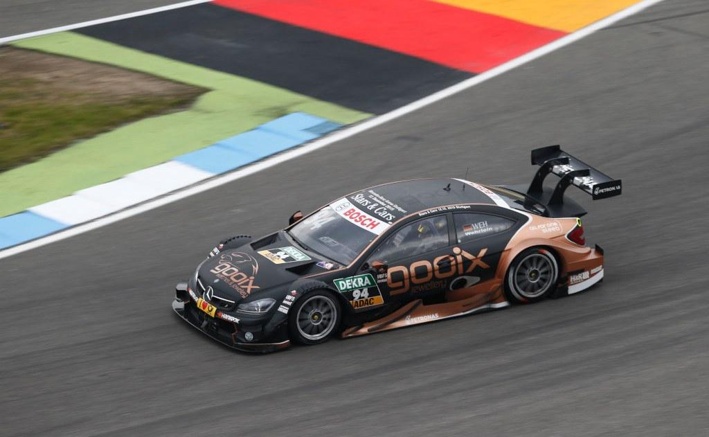 Echipa Original Teile Mercedes-AMG este noua campioană DTM în 2015