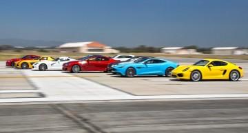 Cea mai tare cursă din lume! Poate Mercedes AMG GT S să depășească un Corvette Z06?