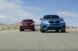 Jonny Lieberman ironizează Mercedes-AMG GLE 63 S Coupe și de X6 M (video)