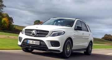 SUV-ul rachetă. Mercedes GLE 450 AMG dezvăluit oficial