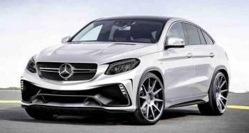 Mercedes-AMG GLE 63 Coupe tunat de Guru Tuning – O nouă specie de SUV