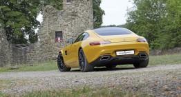 Faceți cunoștință cu o mașină nebună: Mercedes-AMG GT Posaidon cu 700 CP