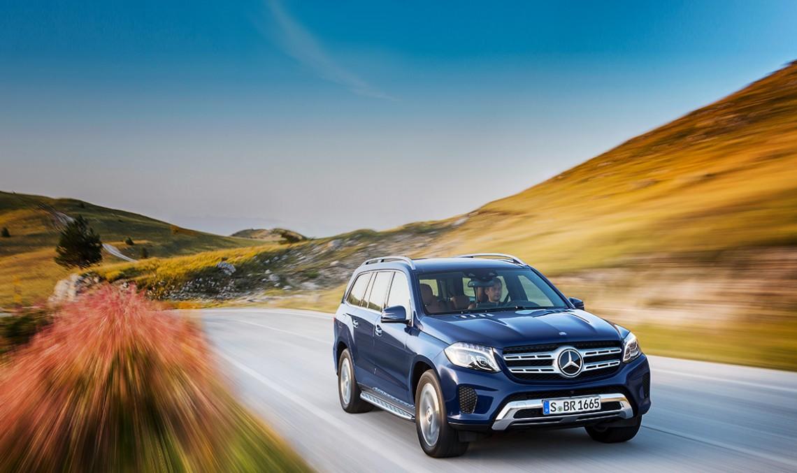 Acesta este noul Mercedes-Benz GLS – Clasa S a SUV-urilor